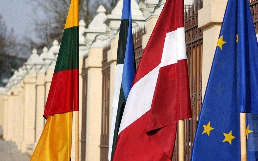 """Kur Lietuva """"susisuko"""" greičiau nei Latvija ir Estija"""