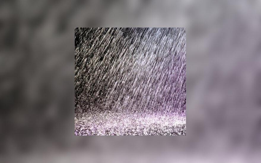 vanduo, lietus, lašai, drėgmė, šlapia