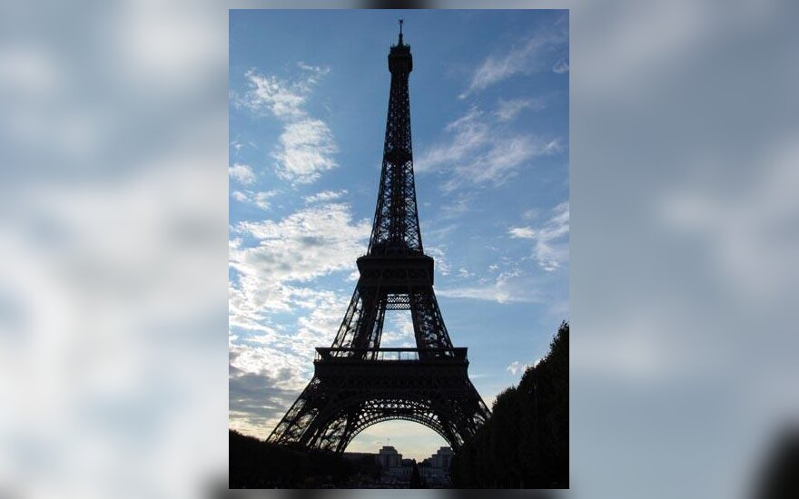 Paryžius, Eifelio bokštas