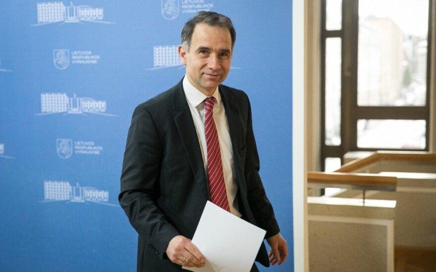 Masiulis Briuselyje aptars ES ketinamą įvesti Mobilumo paketą