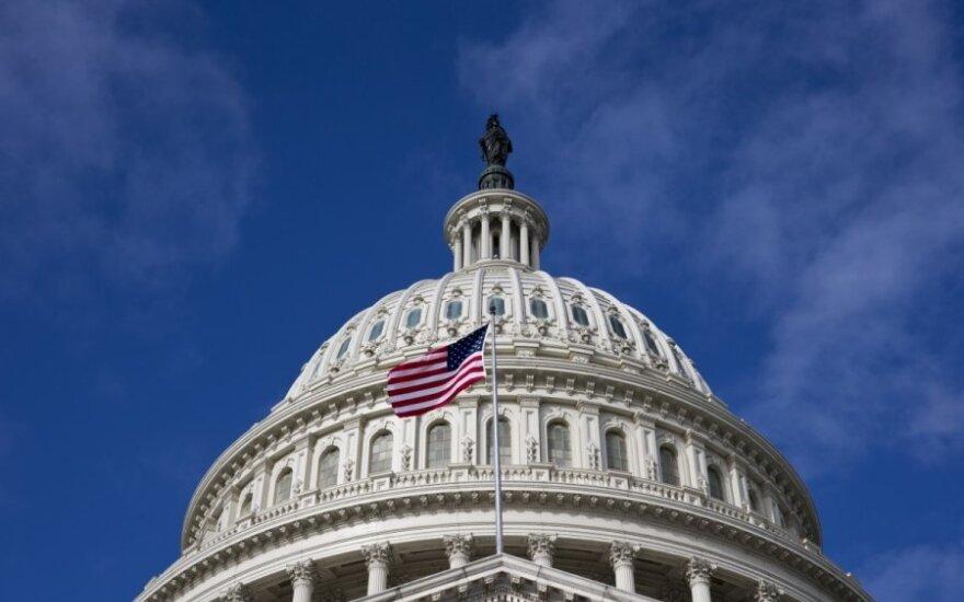 Aukščiausio rango JAV pareigūnus saugančios Slaptosios tarnybos nariui nustatyta COVID-19