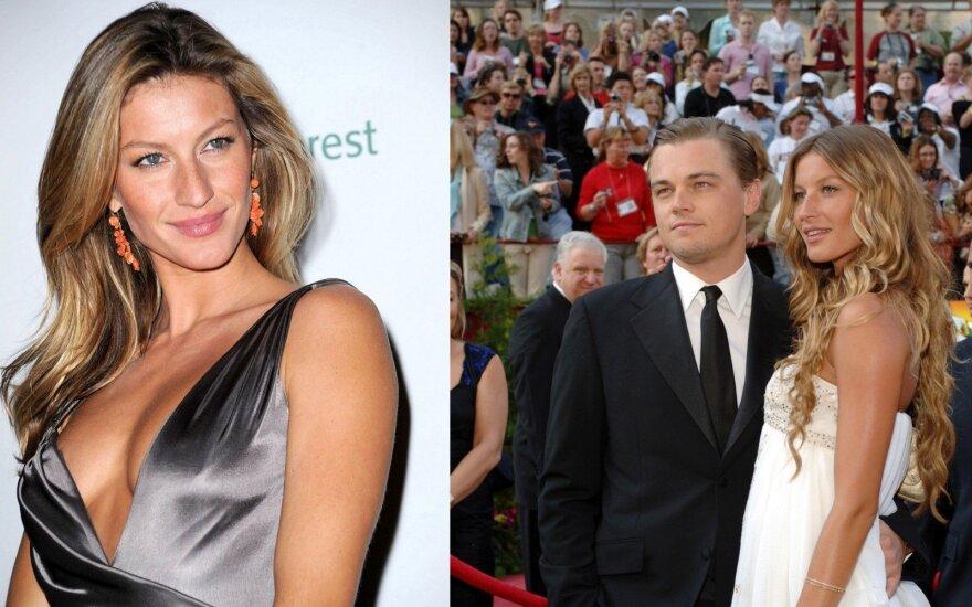 Gisele Bündchen and Leonardo DiCaprio