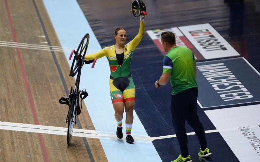 Treko rinktinės treneris atvirai rėžė, ko trūksta Lietuvos dviratininkams