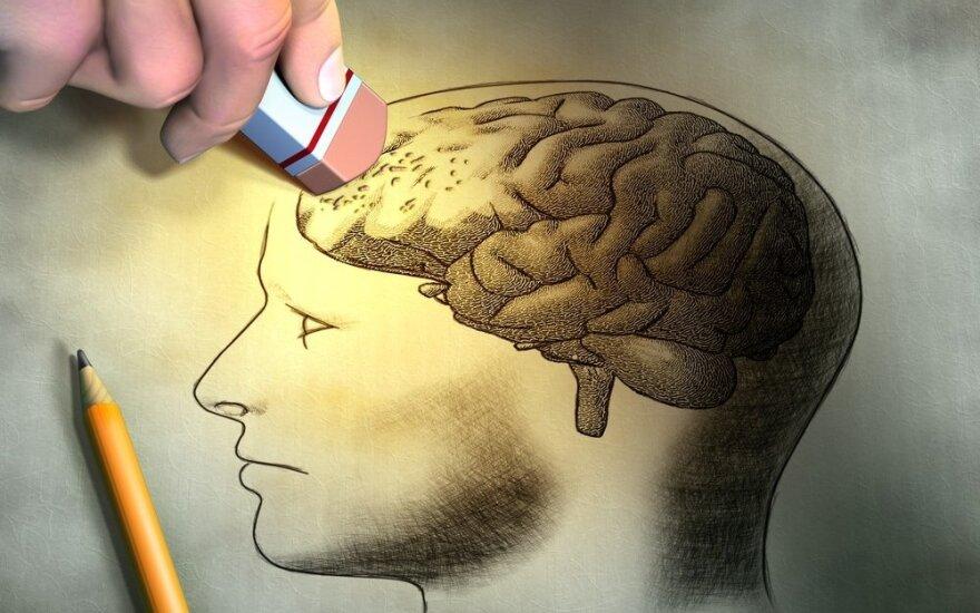 Rado būdą, kaip anksčiau nustatyti smegenis žudančią ligą