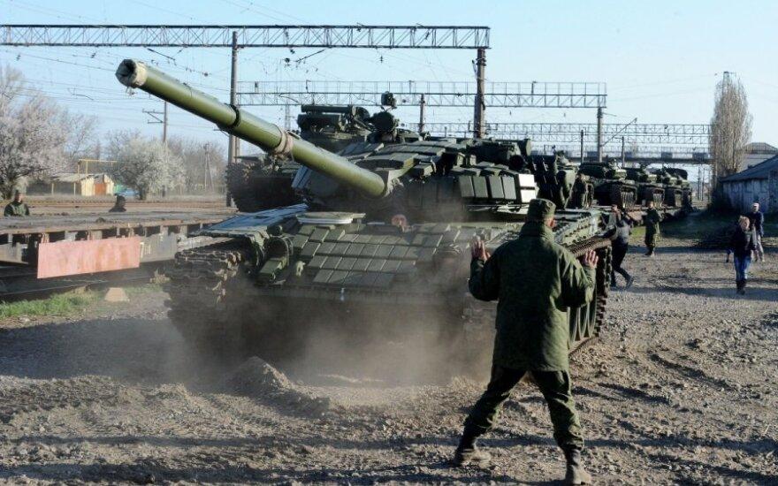 JAV plečia sankcijas Krymo pareigūnams