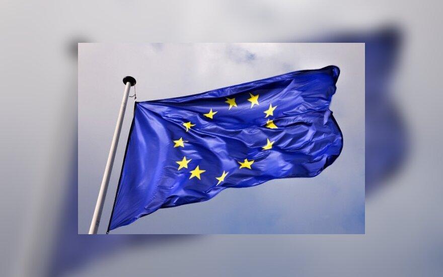 Lietuvoje sumažėjo narystės ES šalininkų