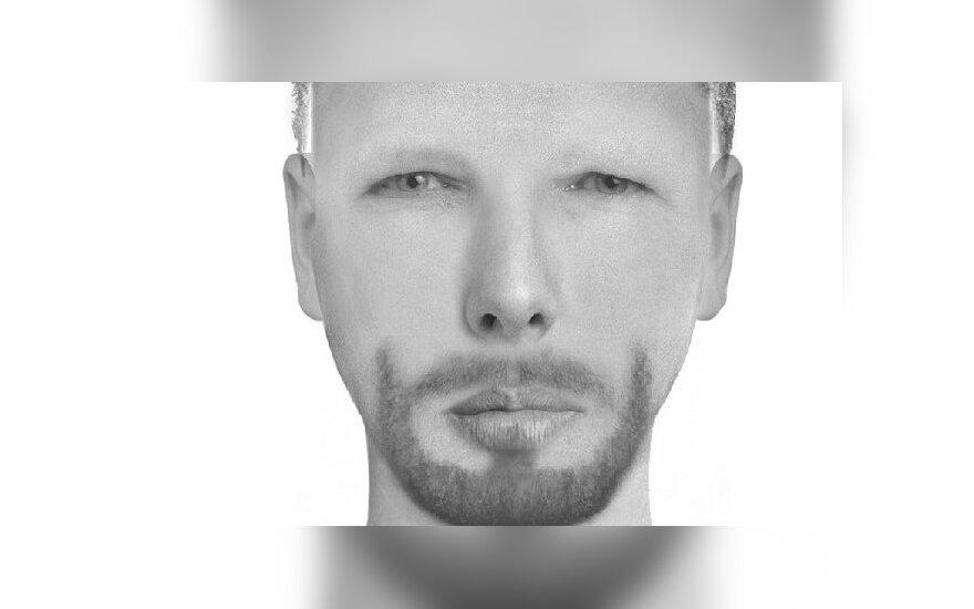 Klaipėdos policijos pareigūnai, tiriantys sunkų nusikaltimą, prašo atpažinti šį vyrą