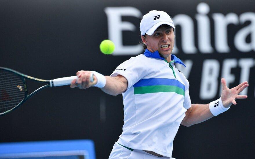 """""""Australian Open"""": Ričardas Berankis - Karenas Chačanovas"""