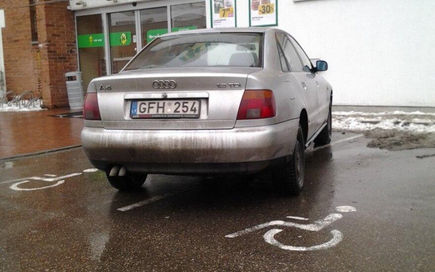 Kaune, Raudondvario pl. 2013-01-30