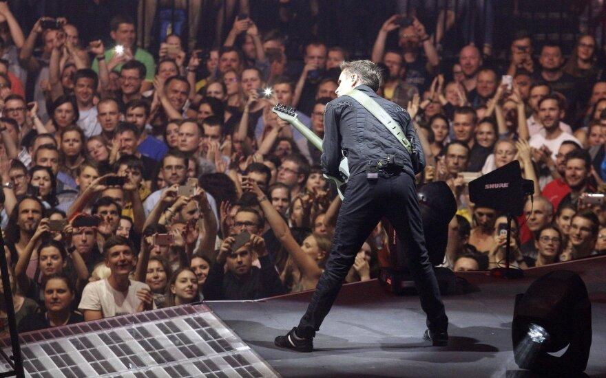 """""""Muse"""" koncertas Kaune"""