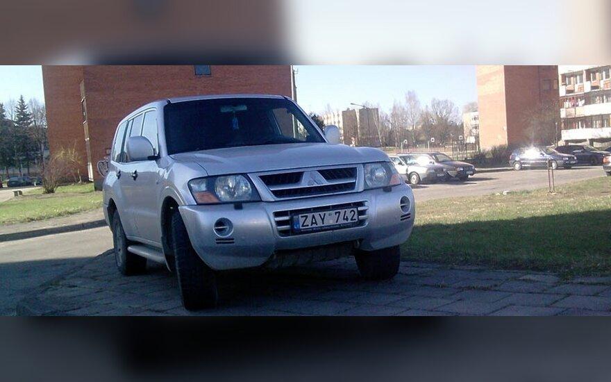 Vilniuje, Kalvarijų g. 188. 2011-04-19, 9.53 val.