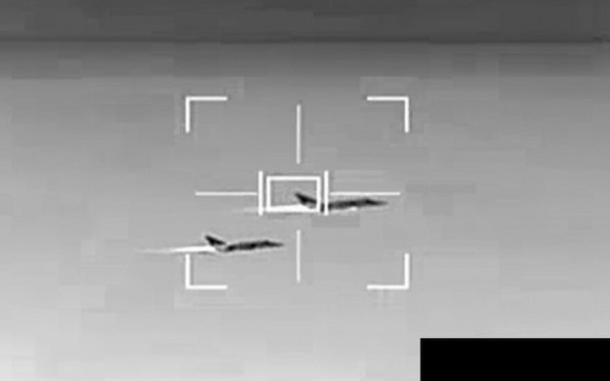 Lithuania suspects two Russian attack aircraft of violating its airspace