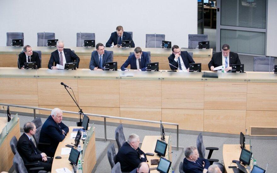 Nepasitenkinimas pasiekė Nausėdą: pareigūnai kreipėsi dėl ministro pakeitimo