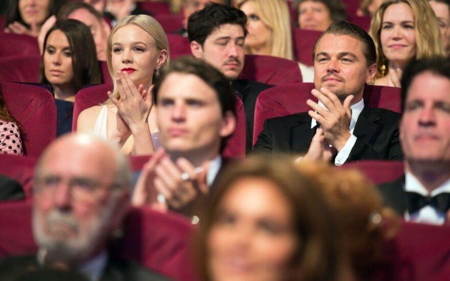 Kanų kino festivalio akimirka
