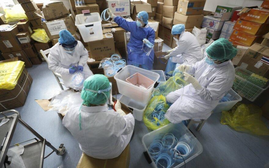 Malinauskas pasakė, kaip gydoma koronavirusu apsikrėtusi šiaulietė