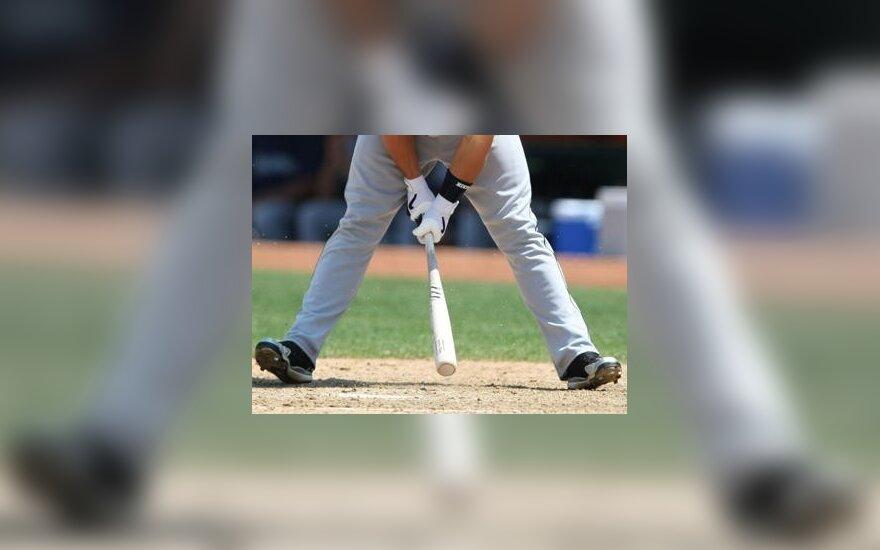 Po dviejų mėnesių pertraukos šalies čempionatą pratęsė beisbolininkai