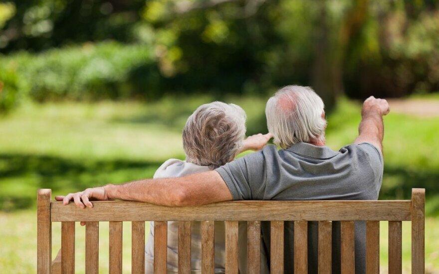 60 metų kartu pragyvenę alytiškiai: neištikimybė – menkos sielos požymis