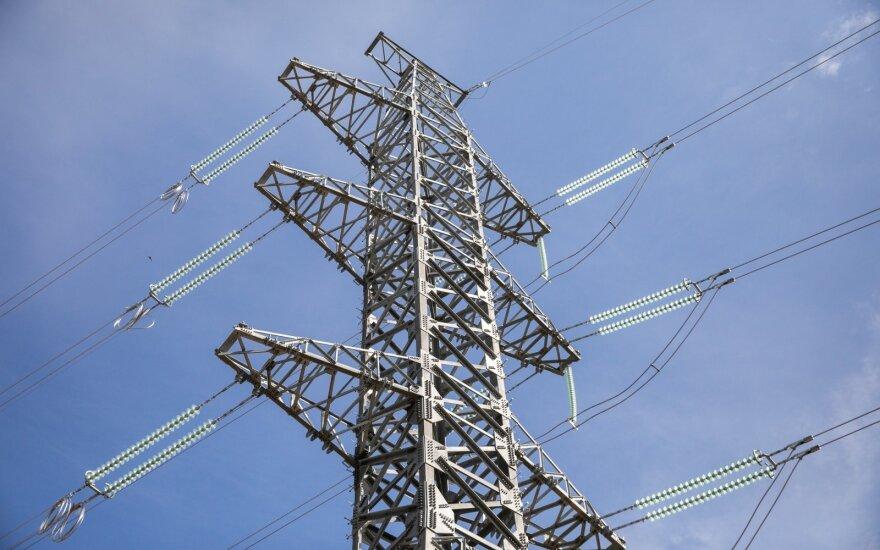 Rugsėjį elektra Lietuvoje pigo 9 proc.