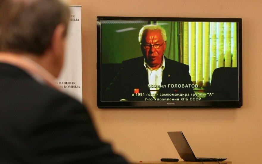 """Kovos dėl """"Pervyj Baltijskij"""": kodėl ESBO atstovė gina kanalą"""