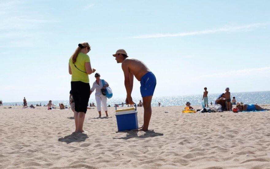 Čeburekai paplūdimiuose: ką reikėtų žinoti, prieš nusprendžiant juos valgyti?