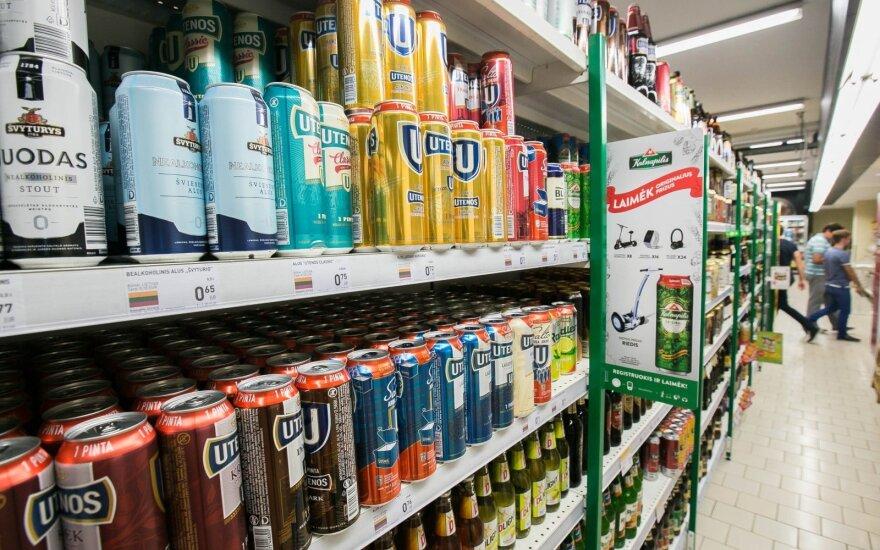 Seimo komitetas pritarė pluoštui alkoholio vartojimo ribojimų