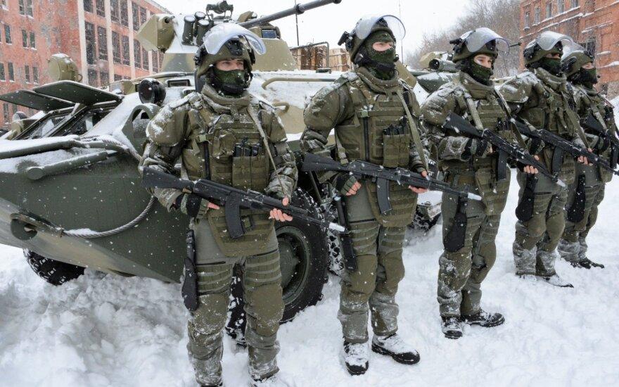 """""""The New York Times"""": Europoje veikia slaptas Rusijos dalinys 29155, kurio nariai dalyvavo kruviniausiuose karuose"""