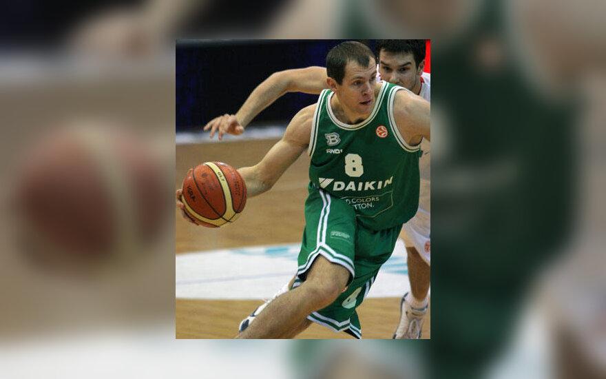 """Ramūnas Šiškauskas (""""Benetton"""")"""