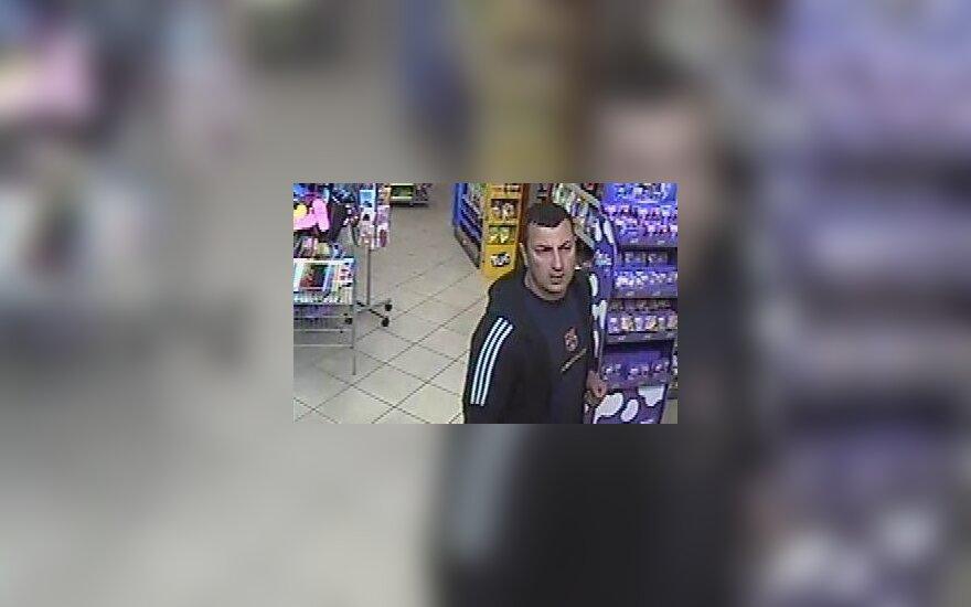 Kauno policija prašo visuomenės pagalbos – atpažinkite šį vyrą