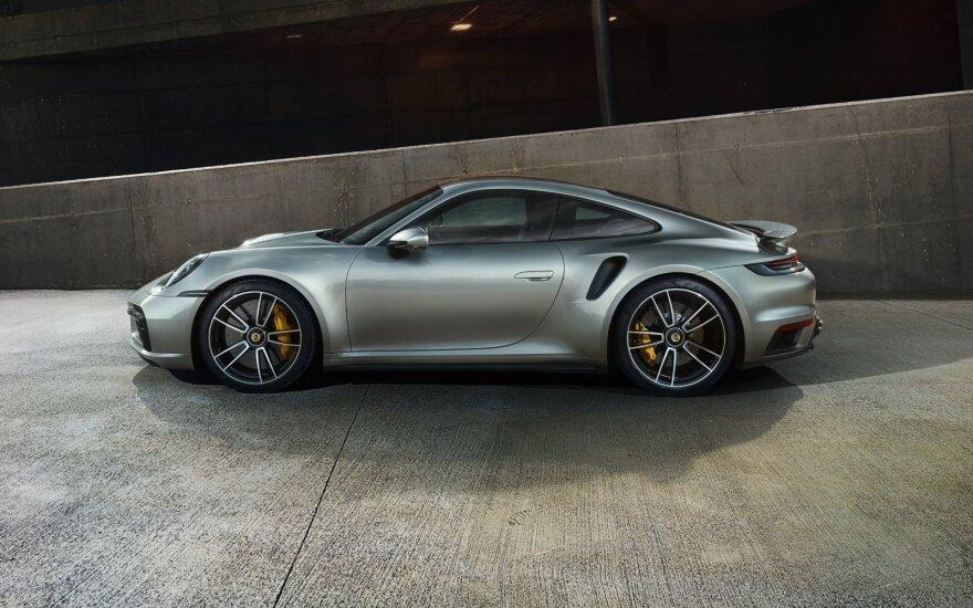 """""""Porsche 911 Turbo S"""" modelis"""