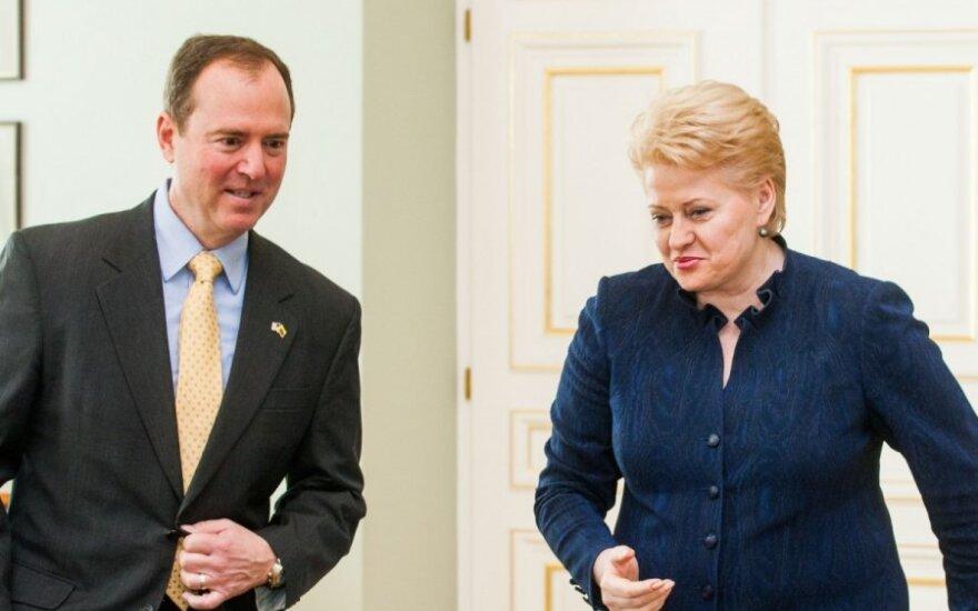 D. Grybauskaitė: apie mus skleidžiamas melas ir dezinformacija