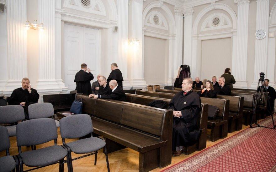 Sausio 13-osios byloje – jau 30 apeliacinių skundų