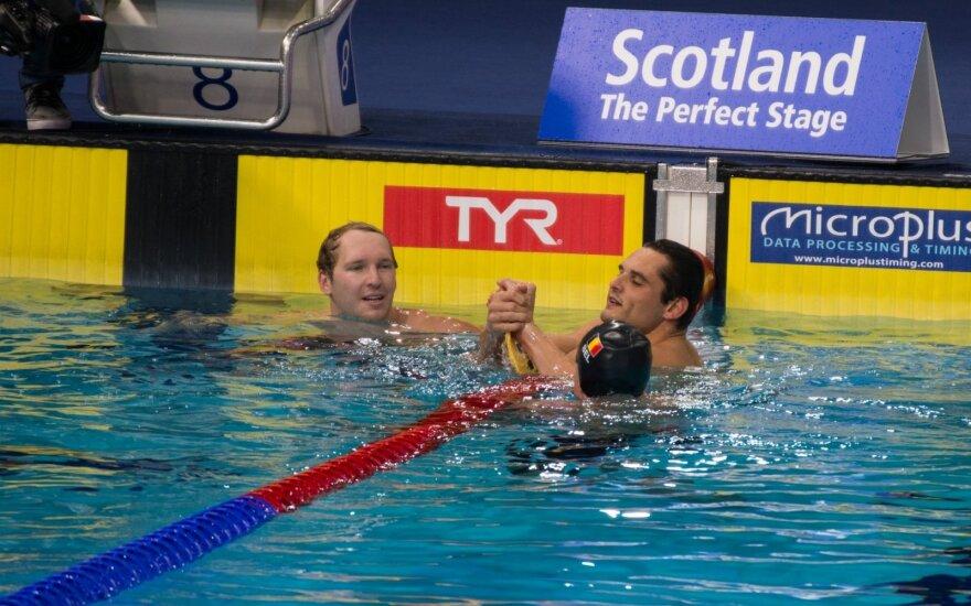 Simonas Bilis (www.ltuswimming.com nuotr.)