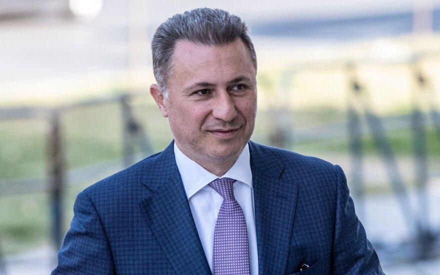 N. Gruevskis