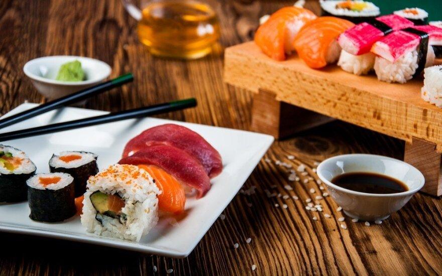 Japoniškoje virtuvėje užkoduotos ilgaamžiškumo paslaptys