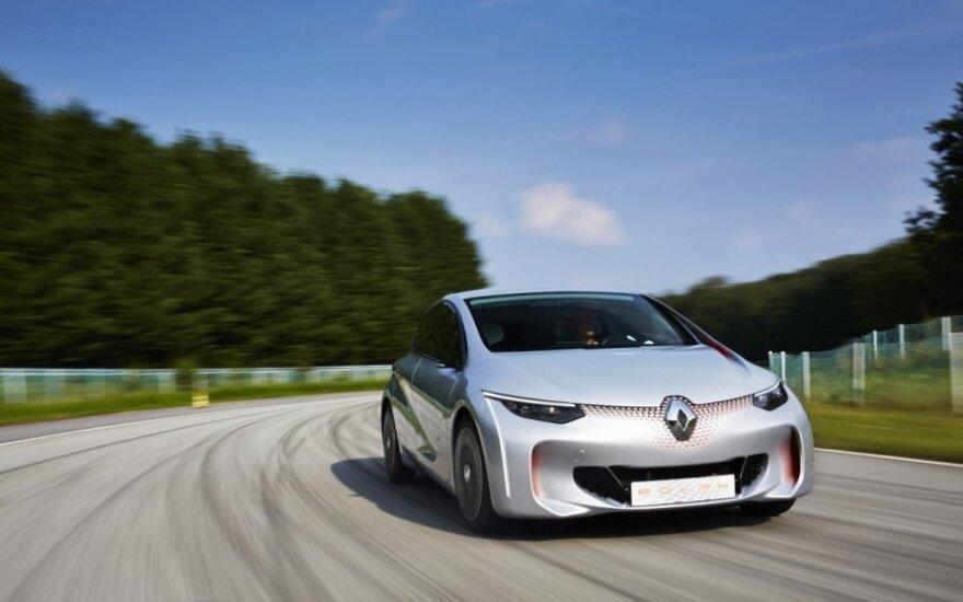 Renault Eolab koncepcija