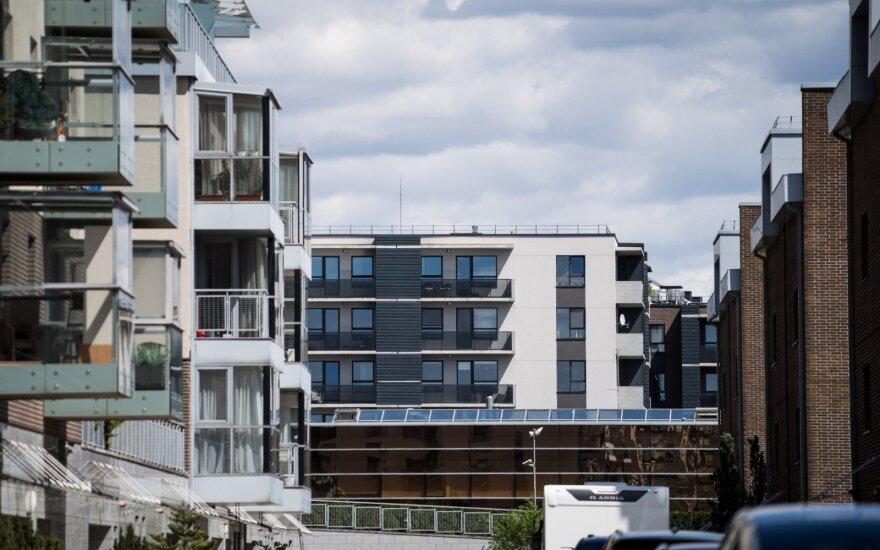 Šių metų trečiasis ketvirtis Lietuvos būsto rinkoje – pandemija lyg neegzistuoja