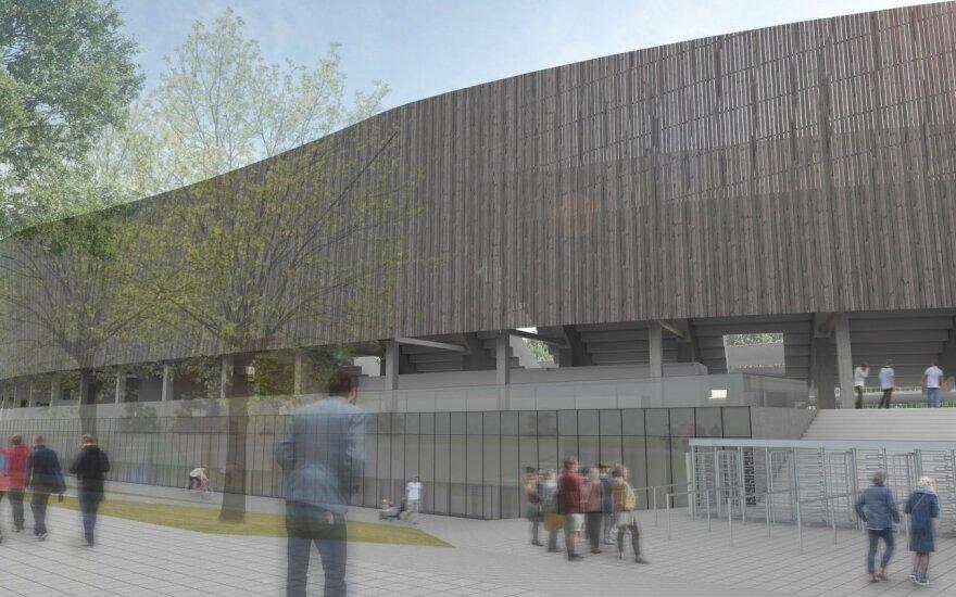 Kauno S. Dariaus ir S. Girėno stadiono rekonstrukcija