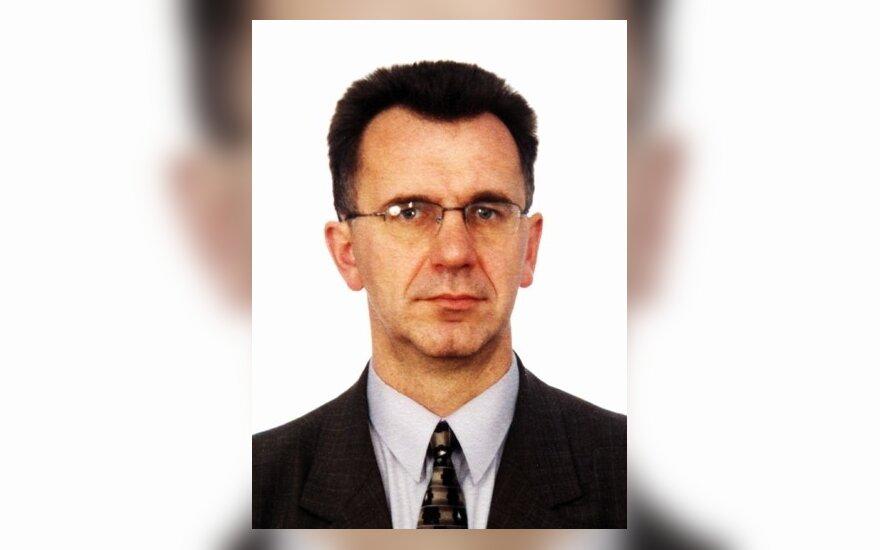 Baltarusijoje žuvęs VSD pareigūnas V.Pociūnas