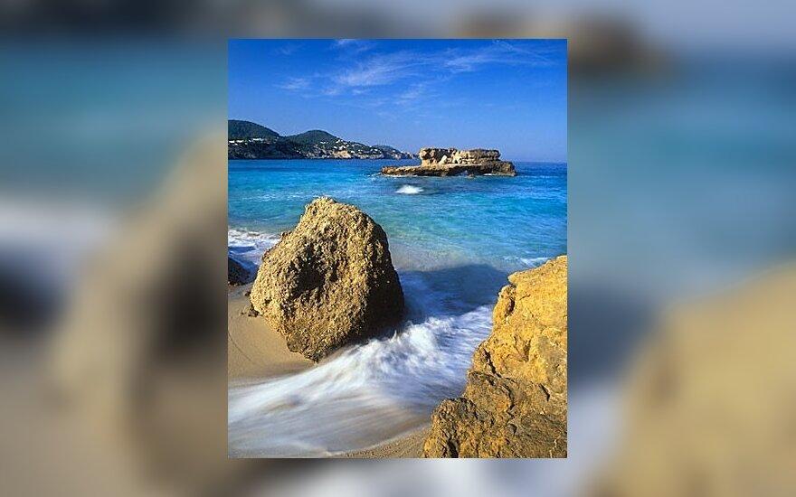 Viduržemio jūra, Ispanija.