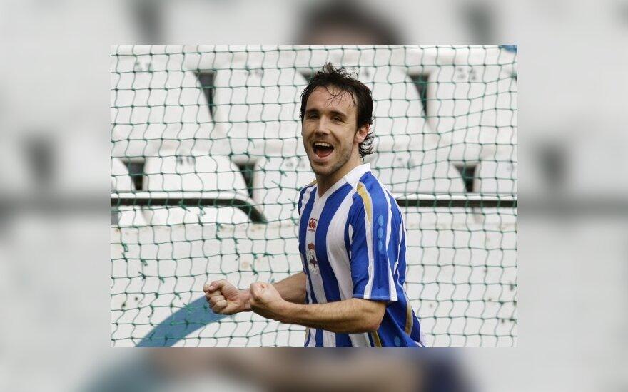 """8 įvarčių mače Ispanijoje pergalę šventė """"Deportivo"""""""