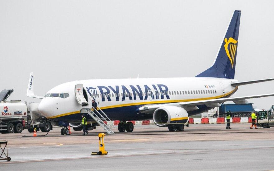 """Prasideda: """"Ryanair"""" neišvengė pirmojo pilotų streiko"""