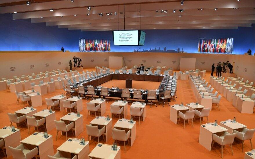 G20 nori laisvosios prekybos žemės ūkio produktais