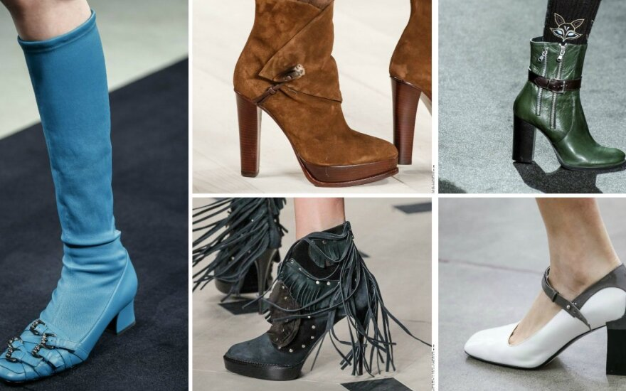 Madingiausi batai šį rudenį: grįžta seksualiausias apavas