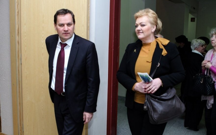 V. Tomaševskis ir I. Rozova