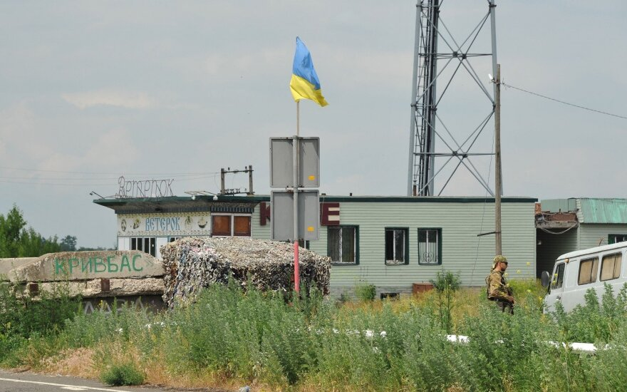 Kijevas: ukrainiečių tinklaraštininkas S. Asejevas sulaikytas Rytų Ukrainoje