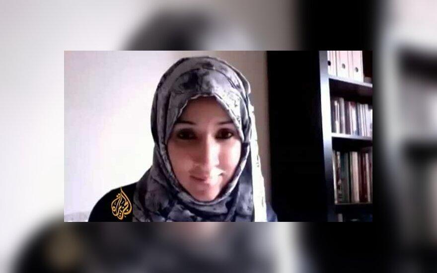 Kampanijos iniciatorė Manal al-Sherif