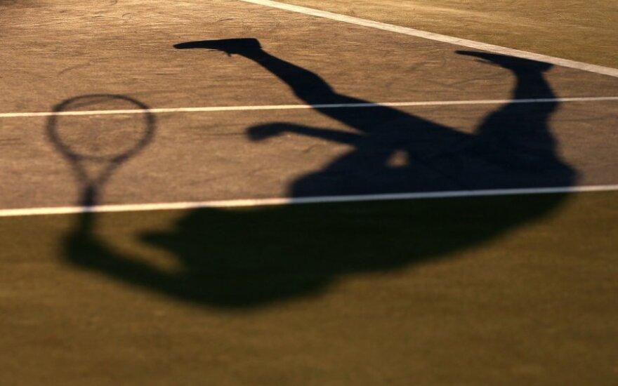 S. Valantiejūtės nesėkmė moterų teniso turnyro Italijoje kvalifikacijoje