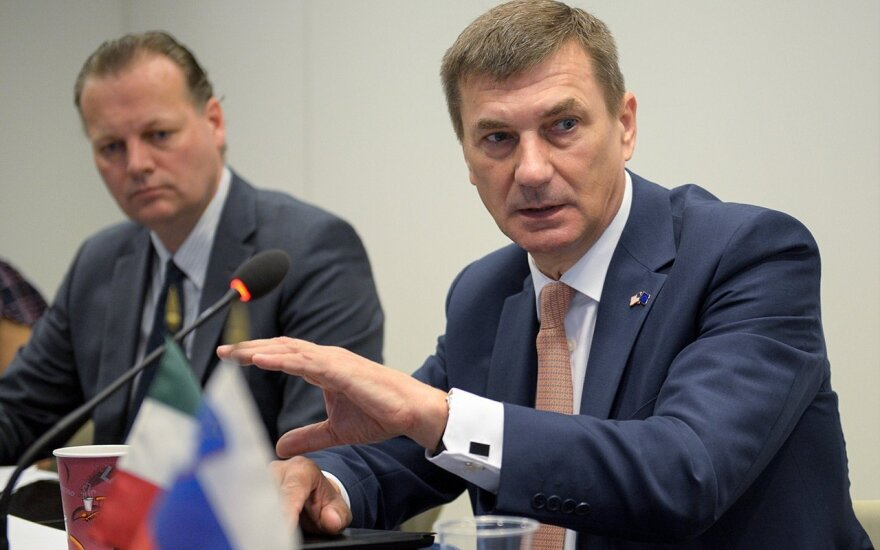 EC VP for the Digital Single Market Andrus Ansip. Photo Ludo Segers