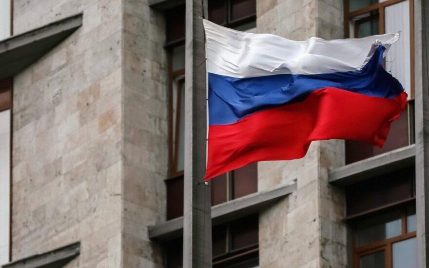 Rusija: Estijos pareigūną sulaikė Rusijos FST