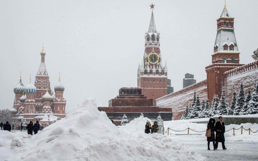 Maskva: pataisyti JAV ir Rusijos santykius bus sunku